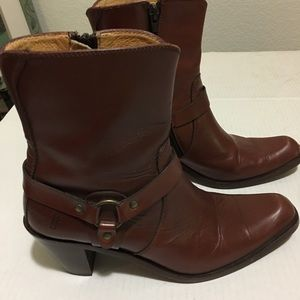 Frye Leather Boots size 8B